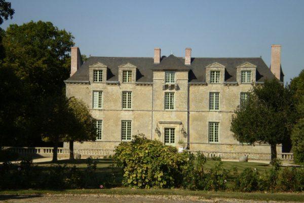 Propriété Vendue Anjou Château des Noyers (2017)