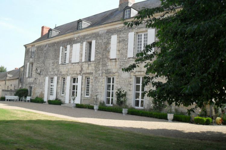 Propriété viticole vendue Bourgueil Château de Minière (2011)