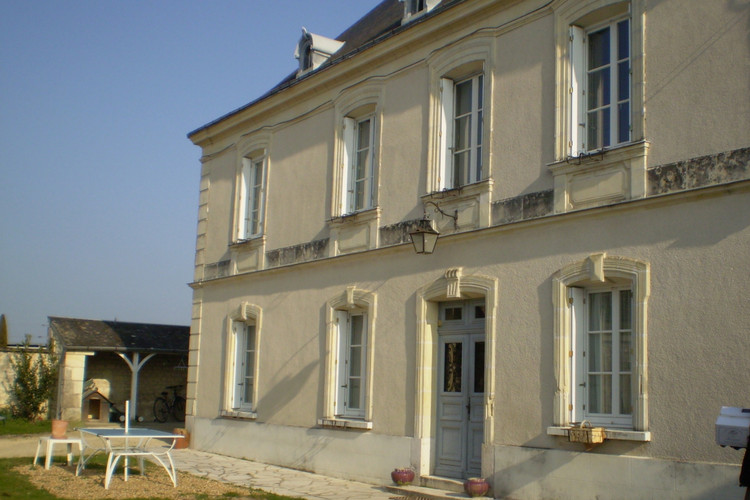 Vendu Bourgueil - domaine des Raguenières (2012)